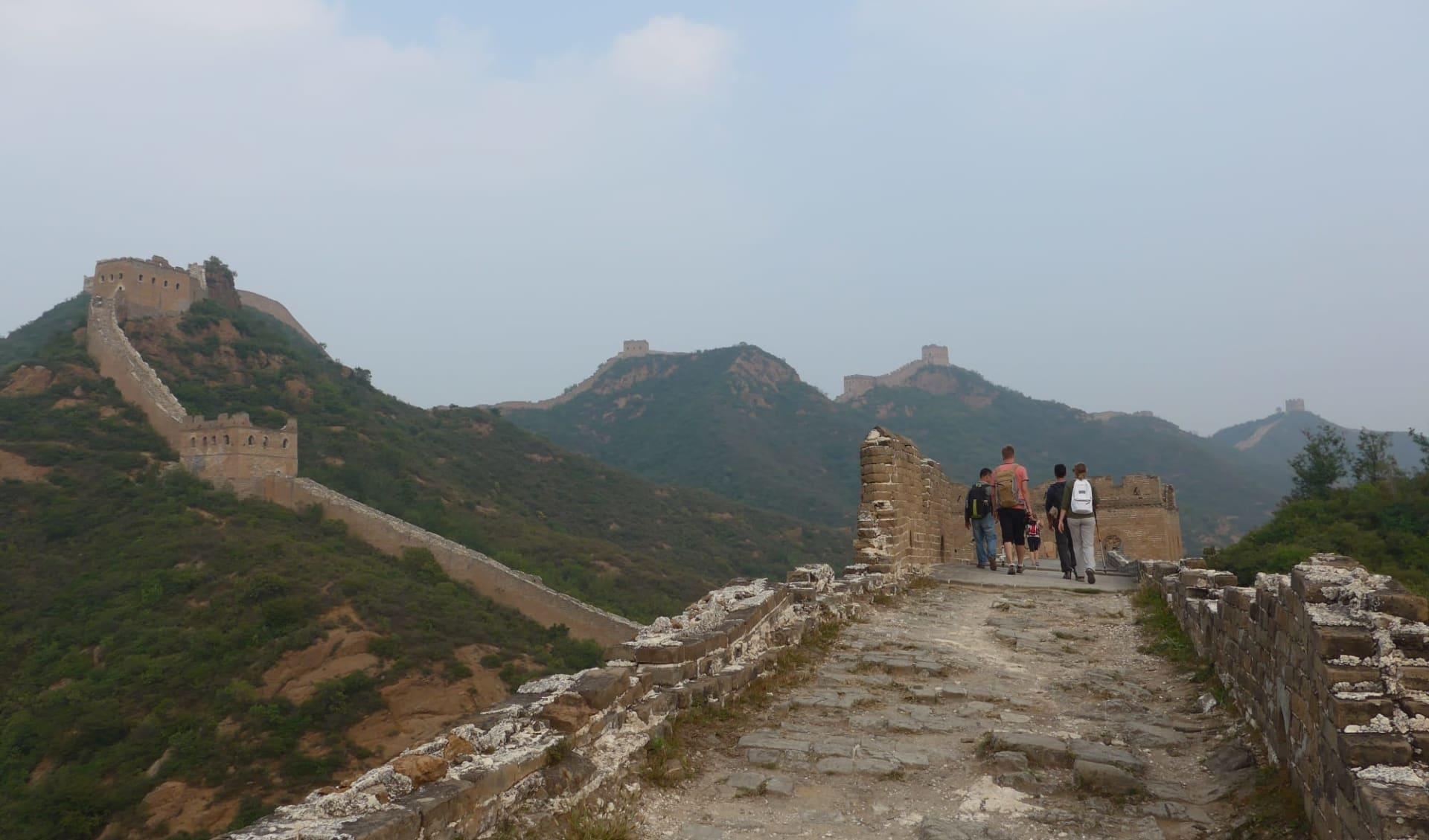 Great Wall Trekking ab Peking: Great Wall Trekking