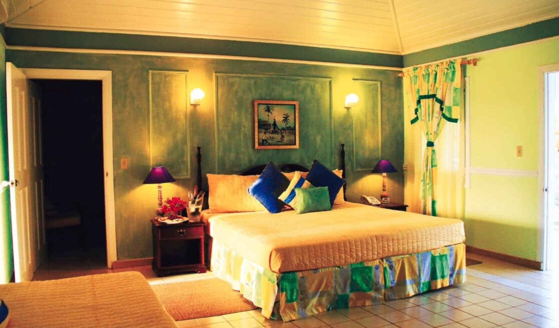 Great House Beach Resort in Rendezvous Bay: GreatHouse_