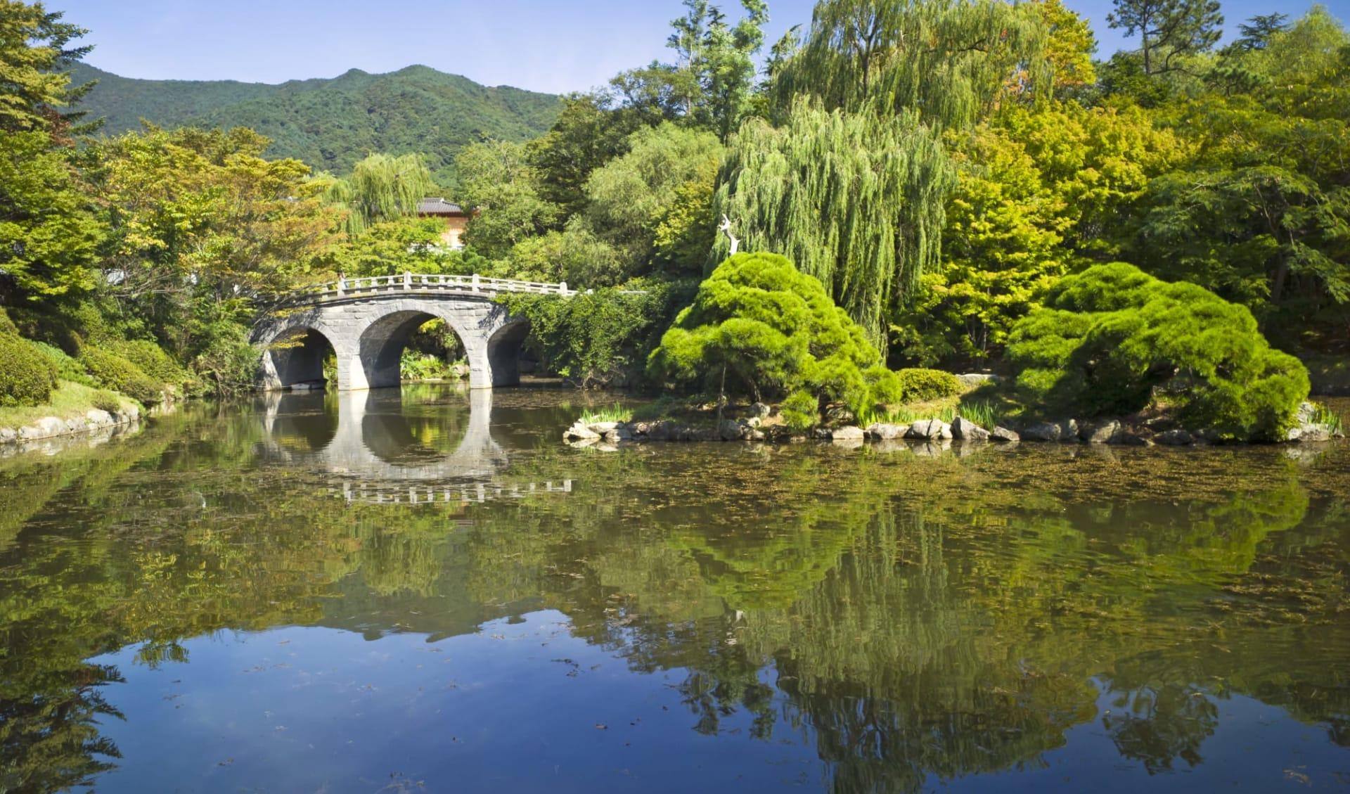Südkorea aktiv erleben ab Seoul: Haeinsa temple