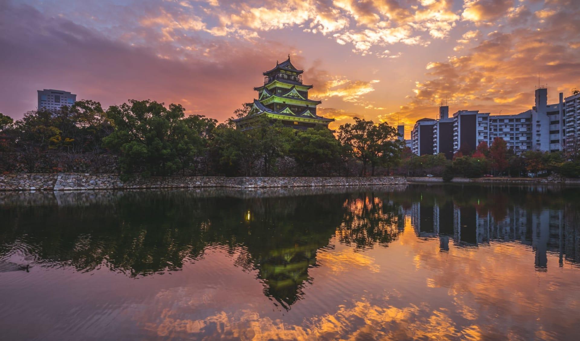 Japan auf neuen Wegen ab Osaka: Hiroshima Castle