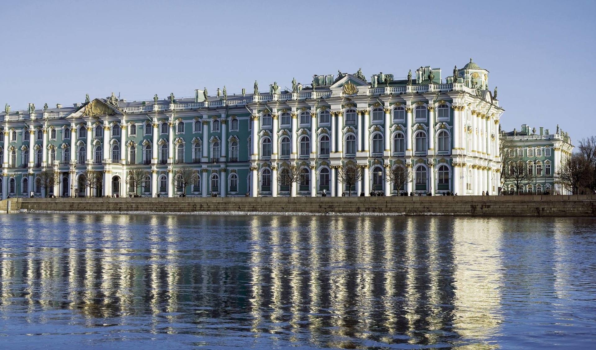 Historisches Russland ab Moskau: Historisches Russland_Ermitage