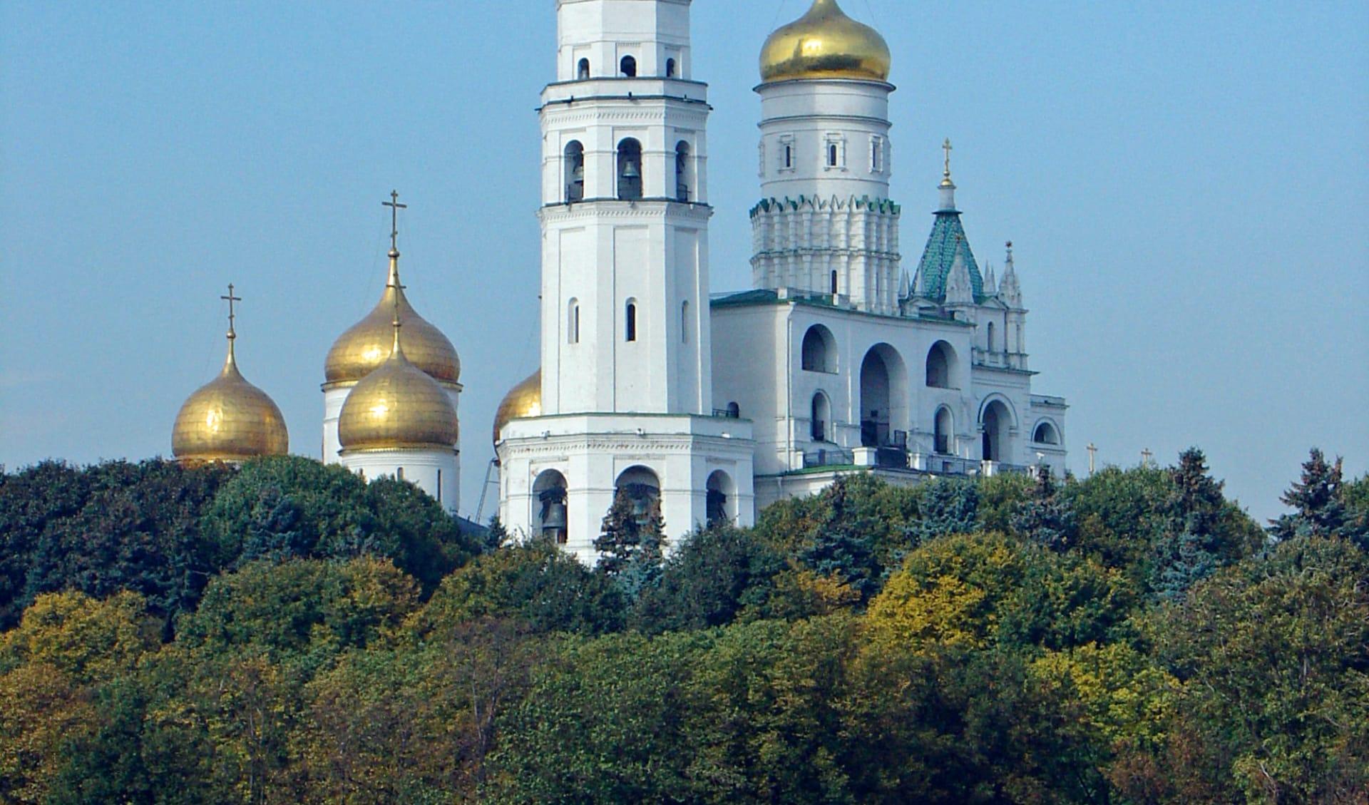 Historisches Russland ab Moskau: Historisches Russland_Kreml