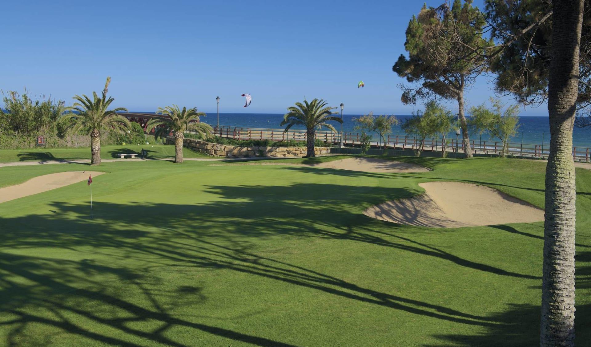 Rio Real in Marbella: Hole1_RioReal