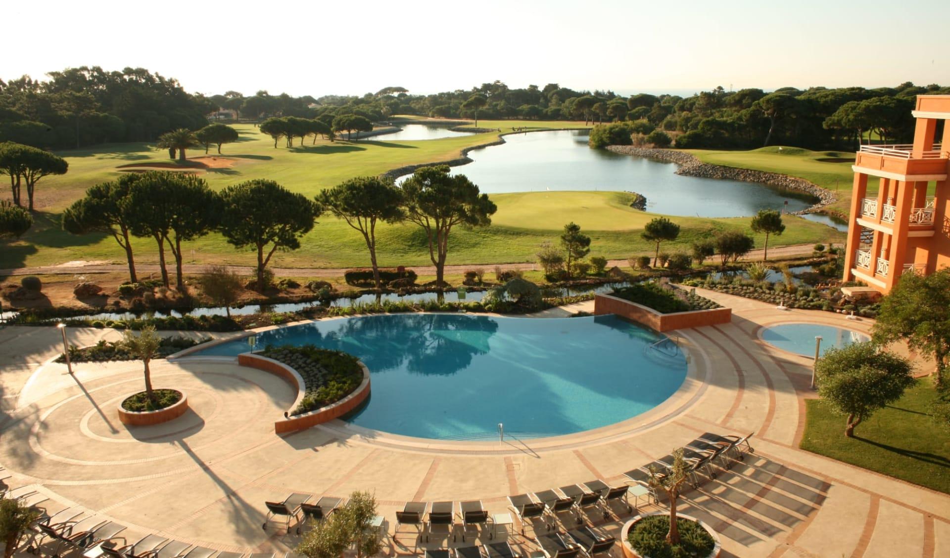 Hotel Quinta da Marinha Resort in Cascais: Hotel View