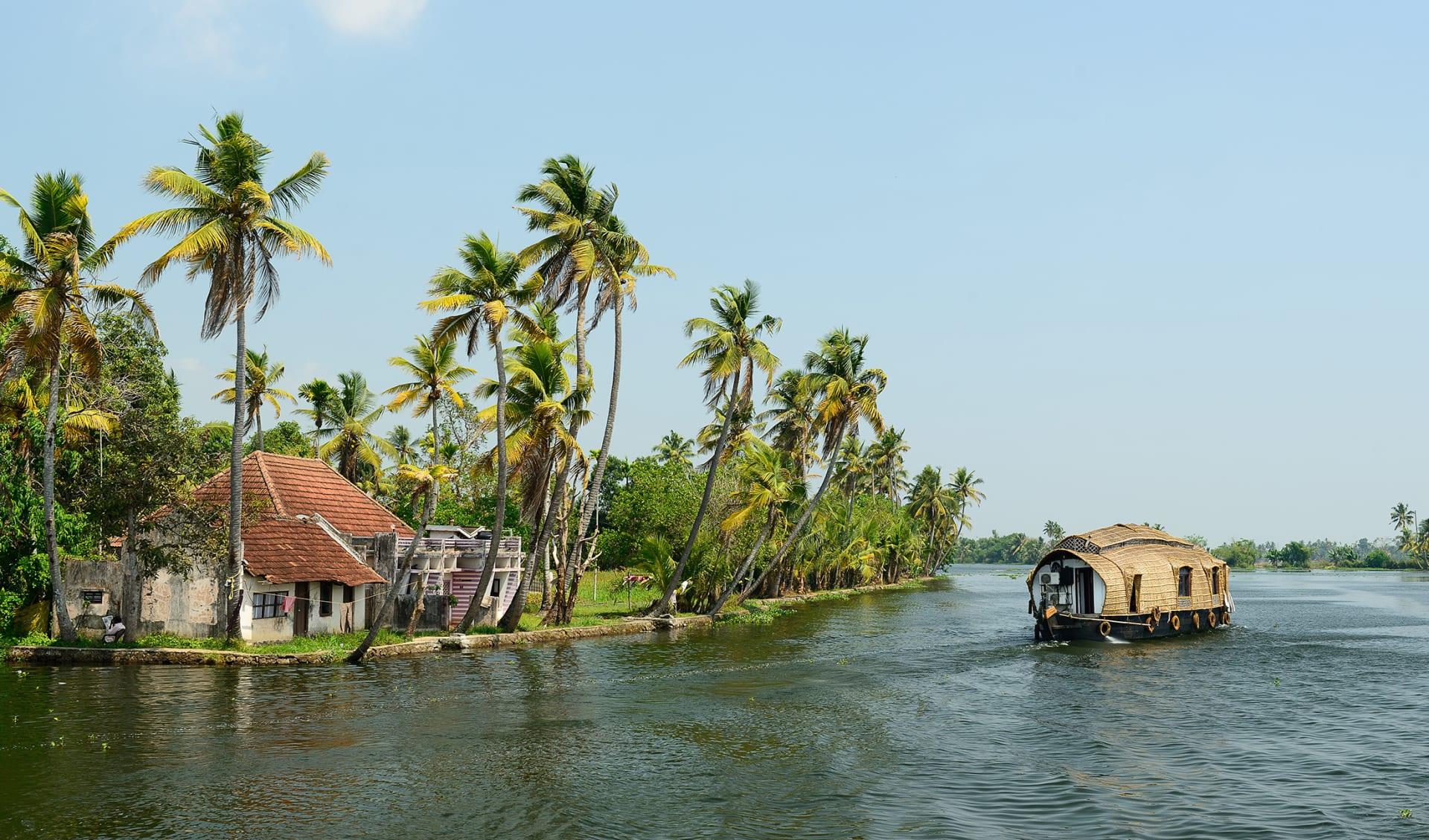 Kumarakom, Indien