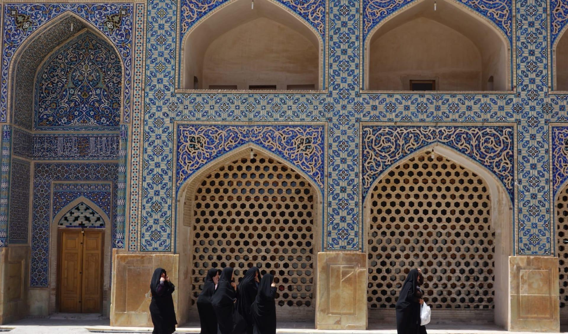 Perle des Orients ab Teheran: Isfahan