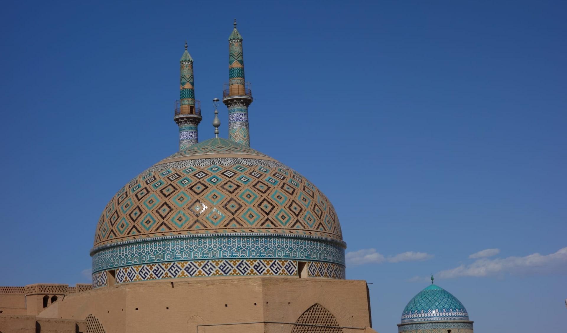 Strasse nach Susa ab Teheran: Isfahan