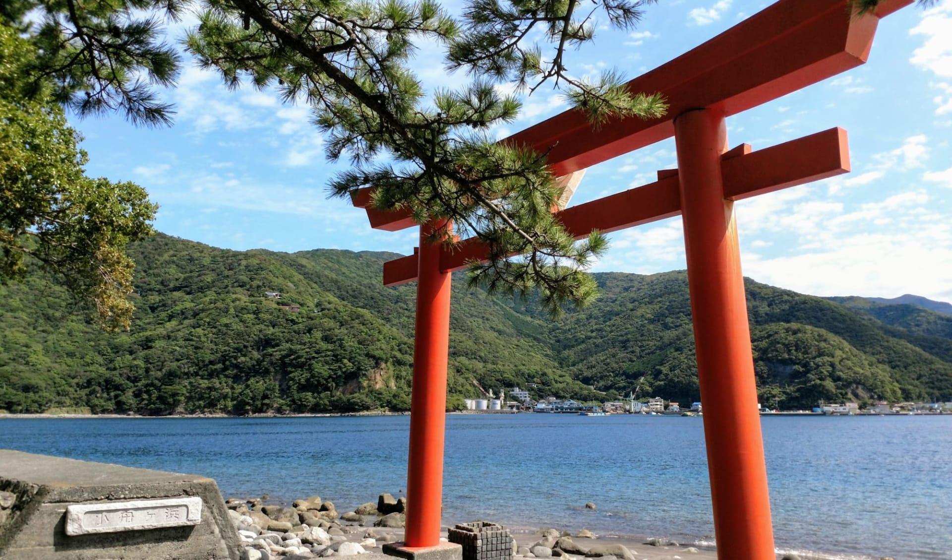 Onsen & Beach Package auf der Izu Halbinsel ab Tokio: Izu Peninsula on the Beach