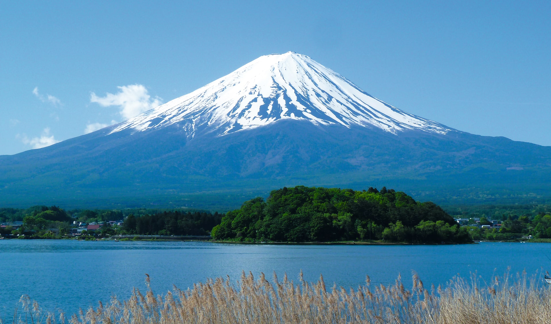Leserreise Luzerner Zeitung Japan Rundreise ab Tokio: Japan Berg und See