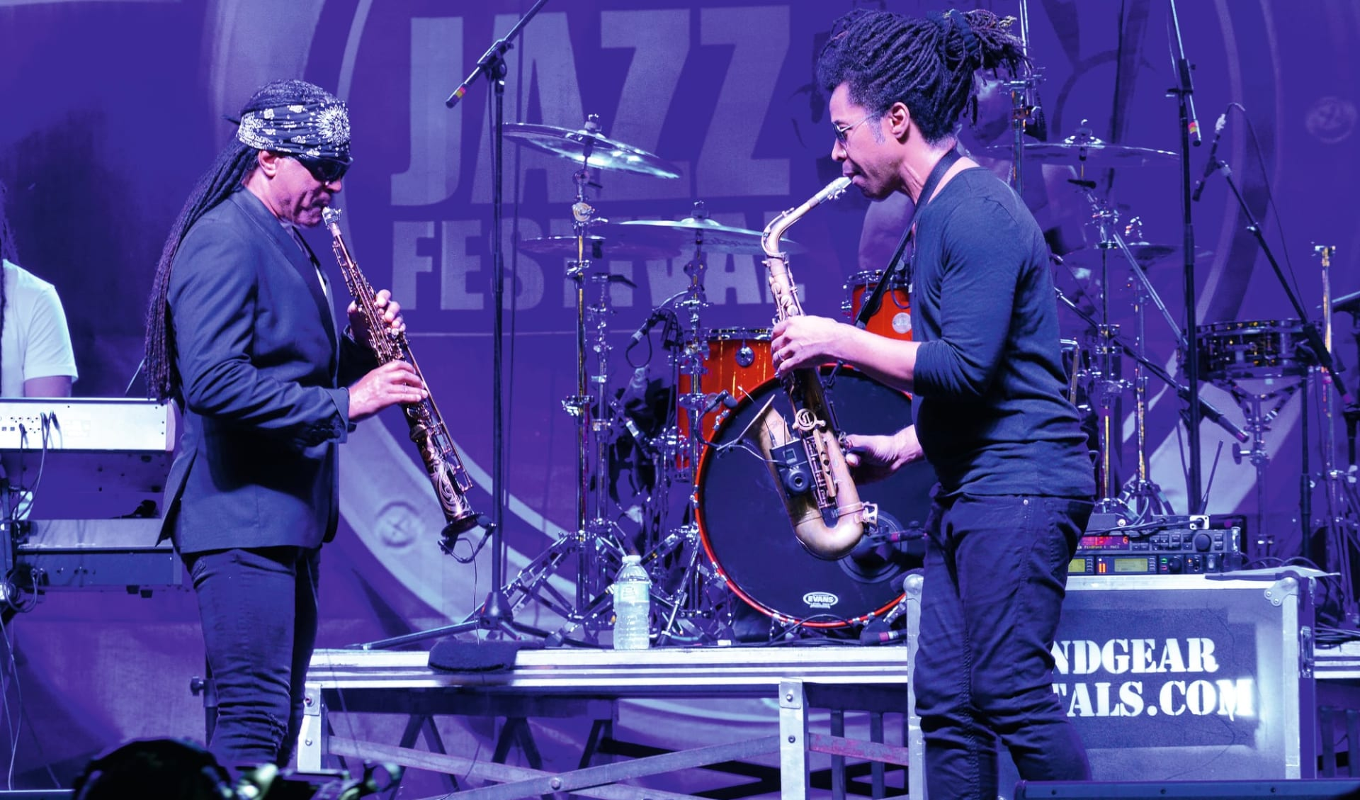 Music and Bourbon ab Nashville: Jazz Musiker Birmingham