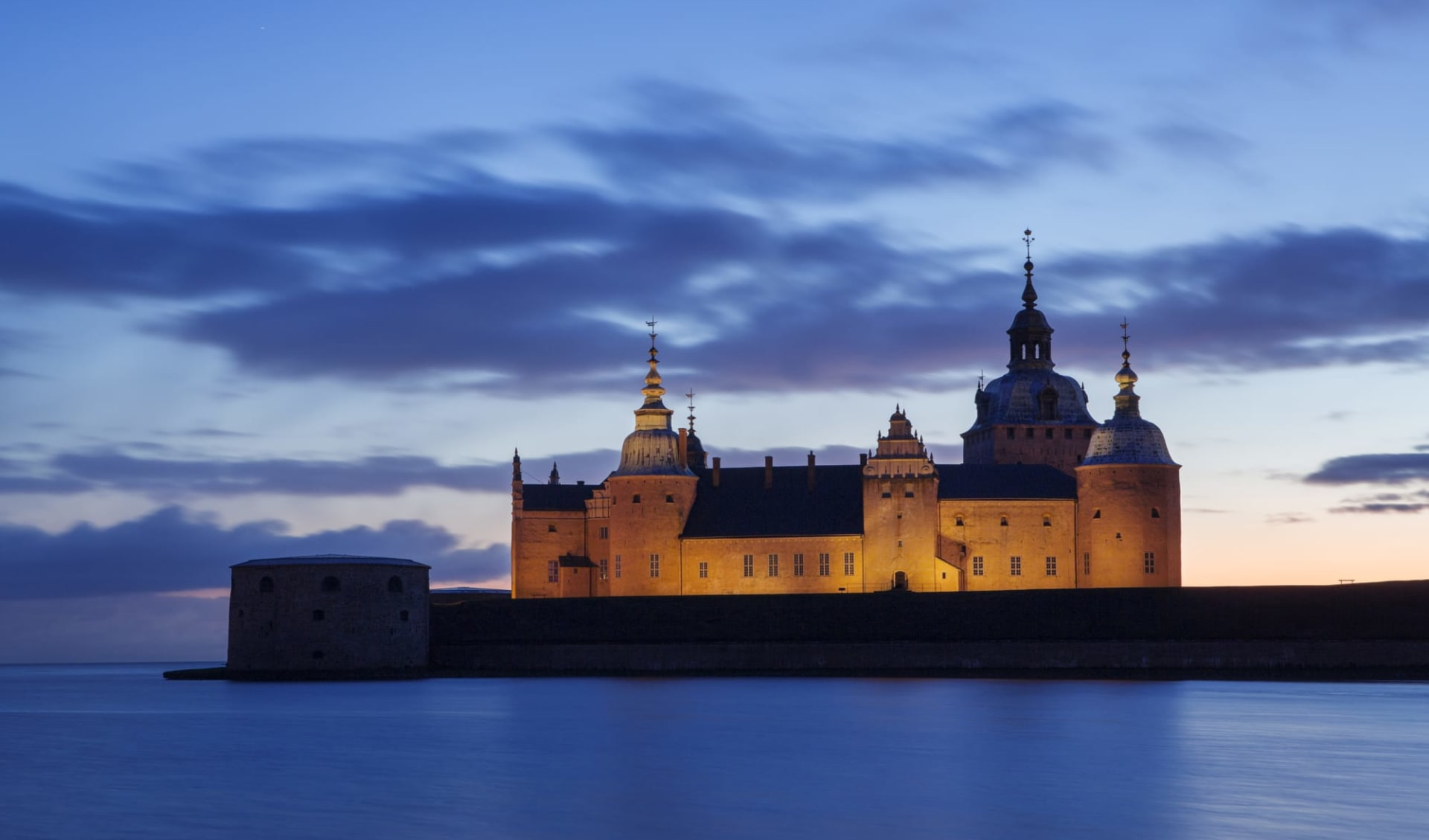 Schwedenrot & Meeresblau ab Stockholm: Kalmar Castle