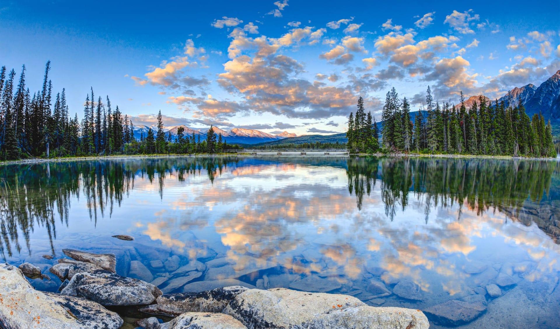 Westkanada Classic 18 Tage ab Vancouver: Kanada - Jasper Nationalpark - Sonnenaufgang