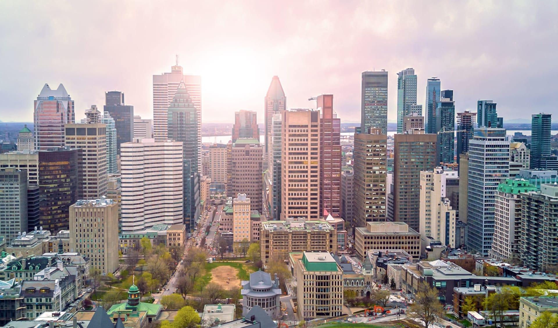 Ostkanada Highlights 12 Tage ab Toronto: Montreal