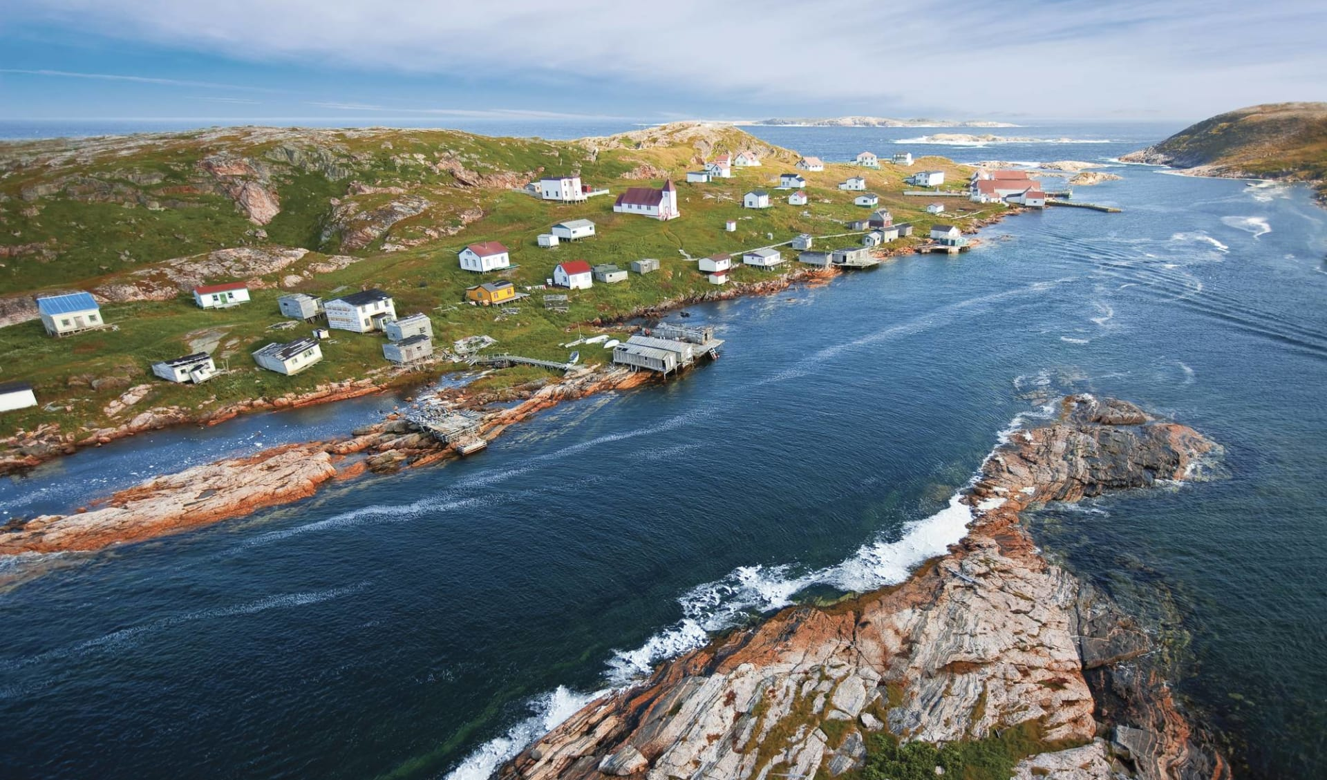 Auf den Spuren der Wikinger ab Halifax: Kanada - Neufundland - Küste bei Labrador