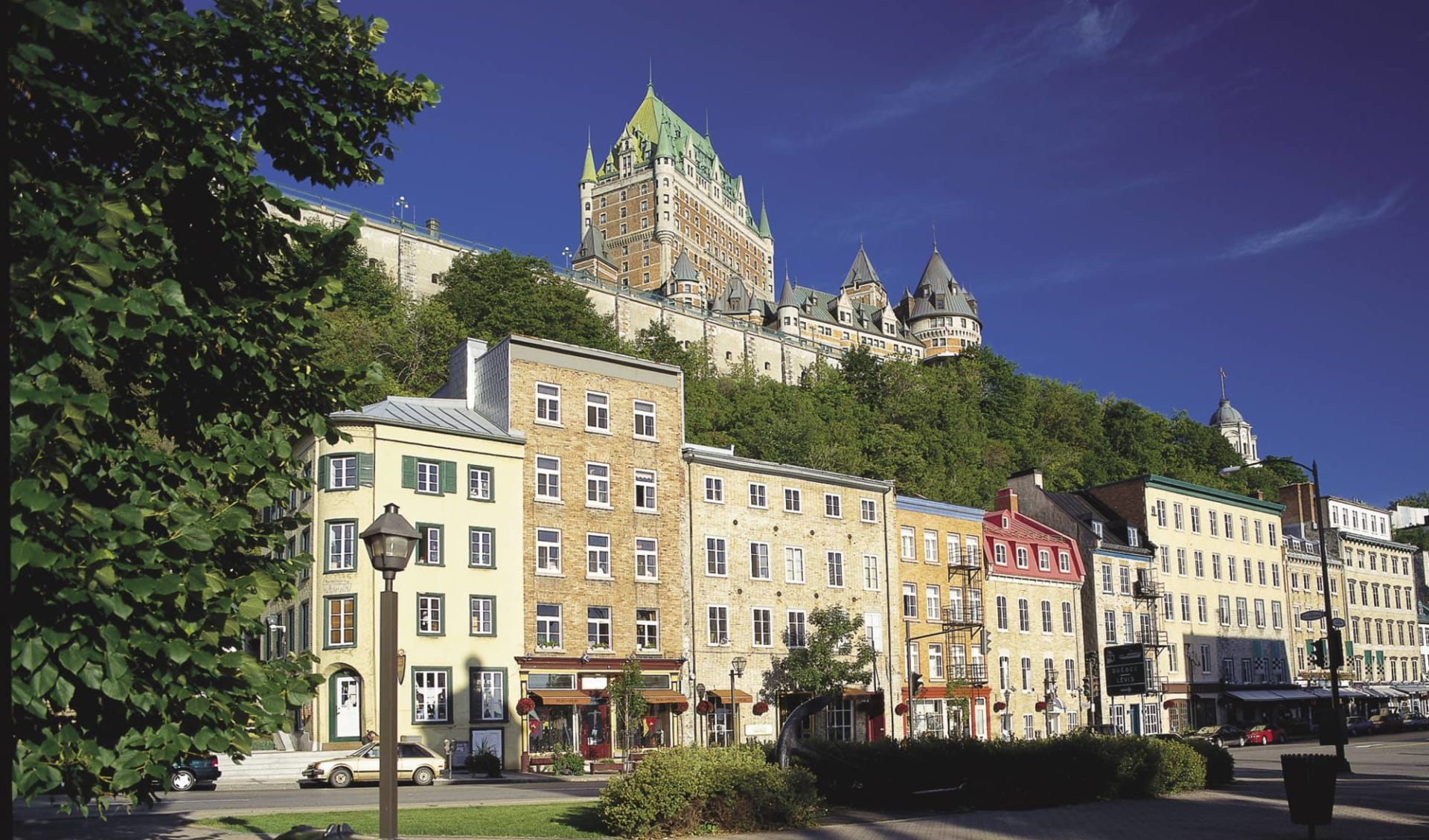 Eastern Highlights ab Boston: Kanada - Québec - Québec City