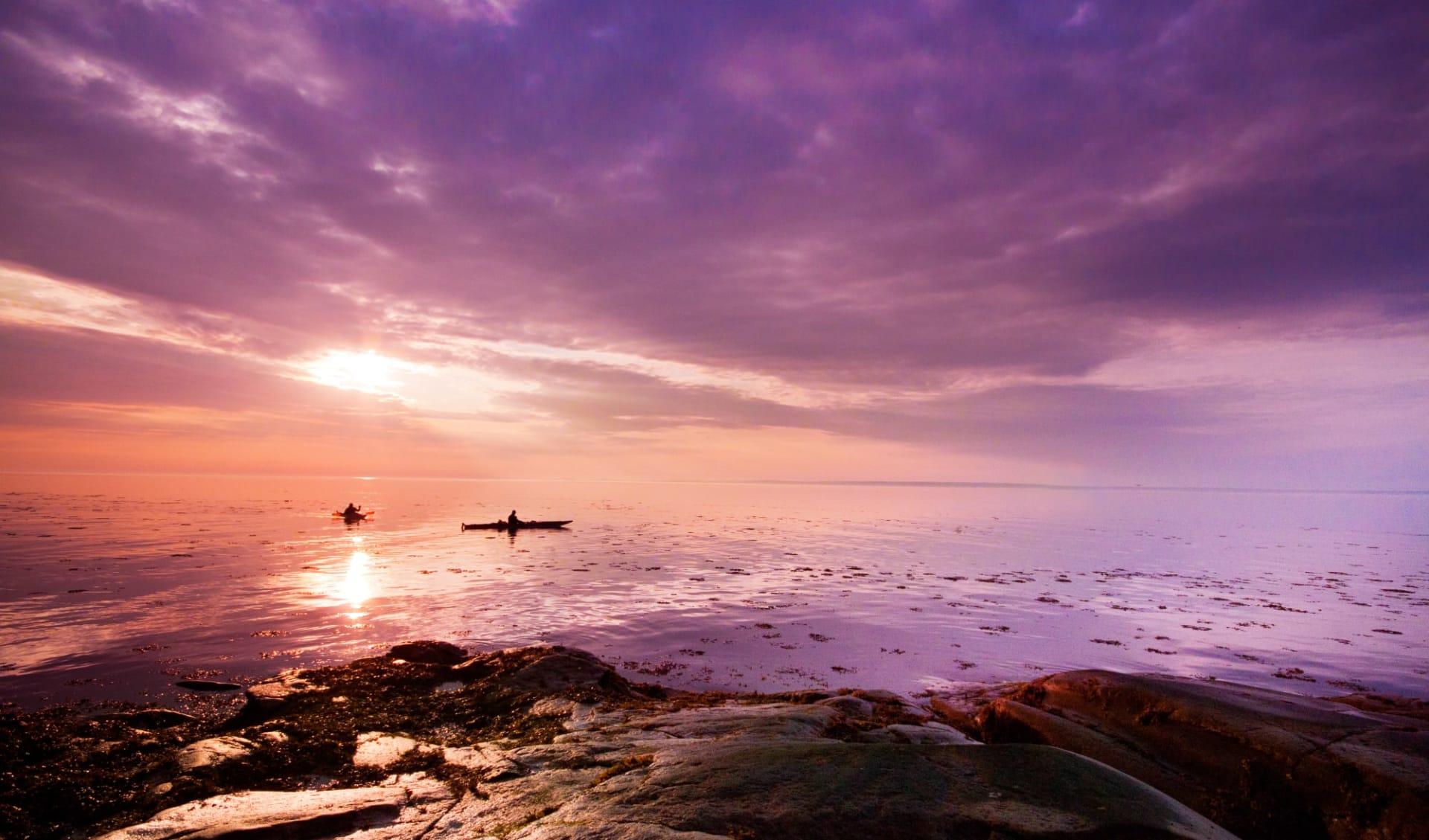 Höhepunkte Ostkanadas ab Toronto: Kanada - Tadoussac Quebec - spektakuläre Aussicht aufs Meer