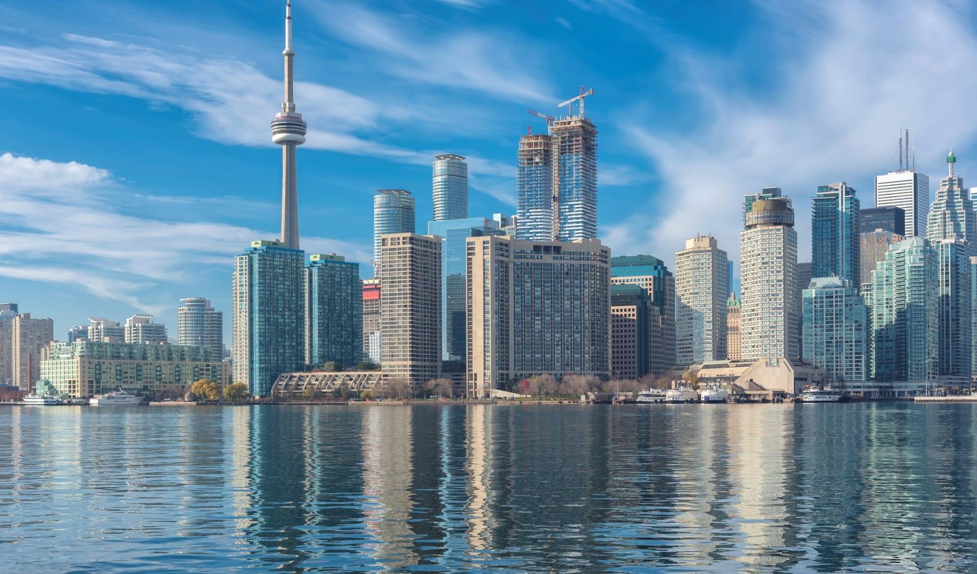 East Coast Insider ab New York City: Toronto mit CN Tower