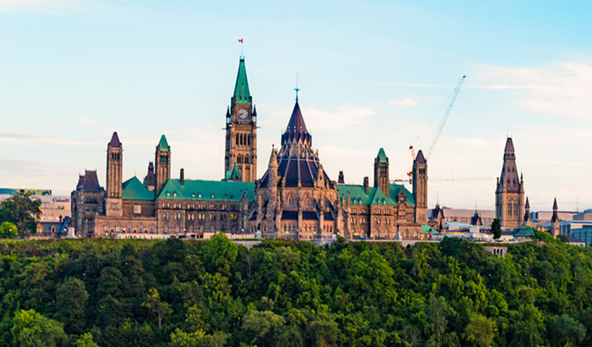 Parlament Hill, Ottawa, Kanada