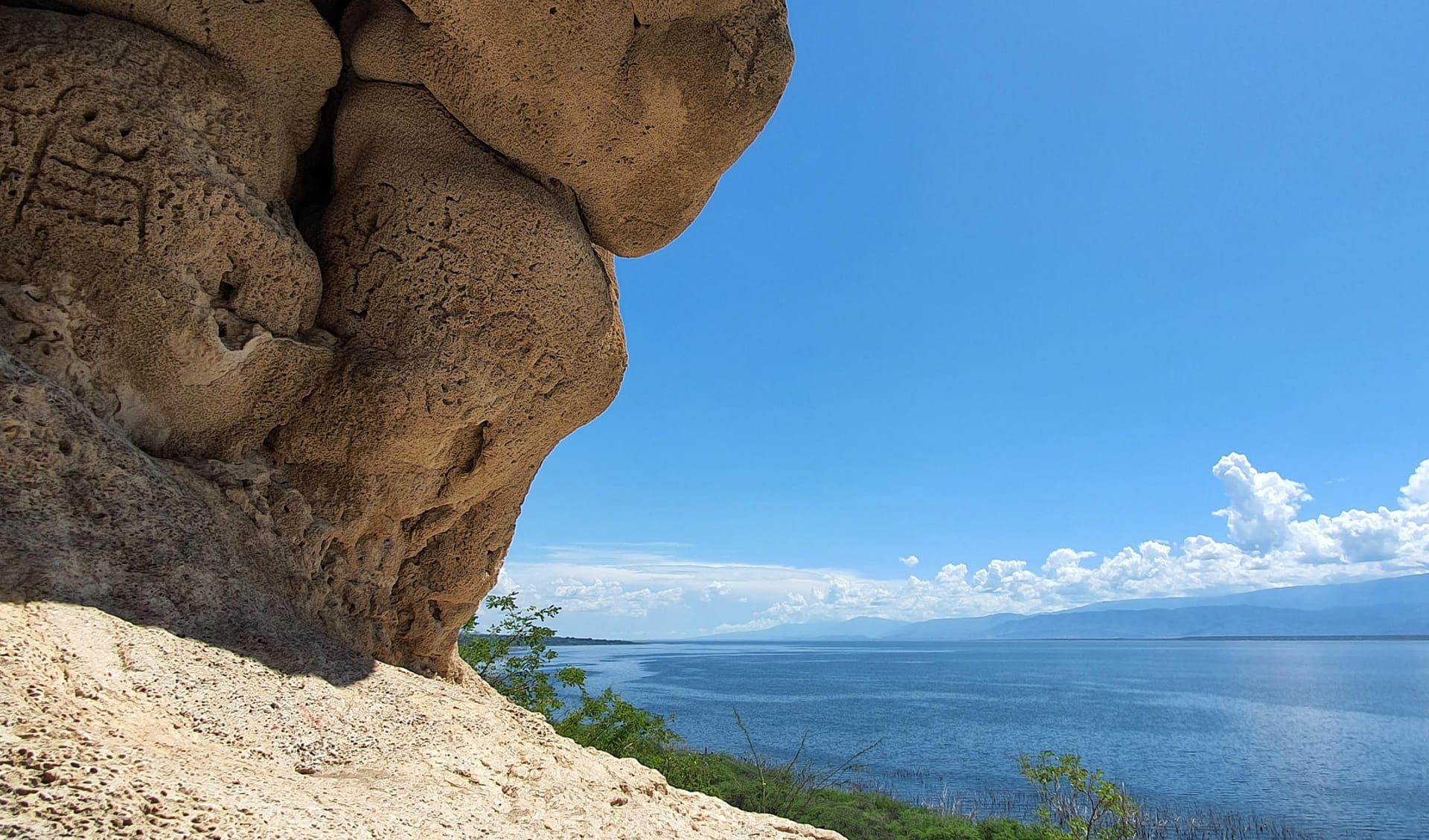 Lake Enriquillo, Dominican Republic