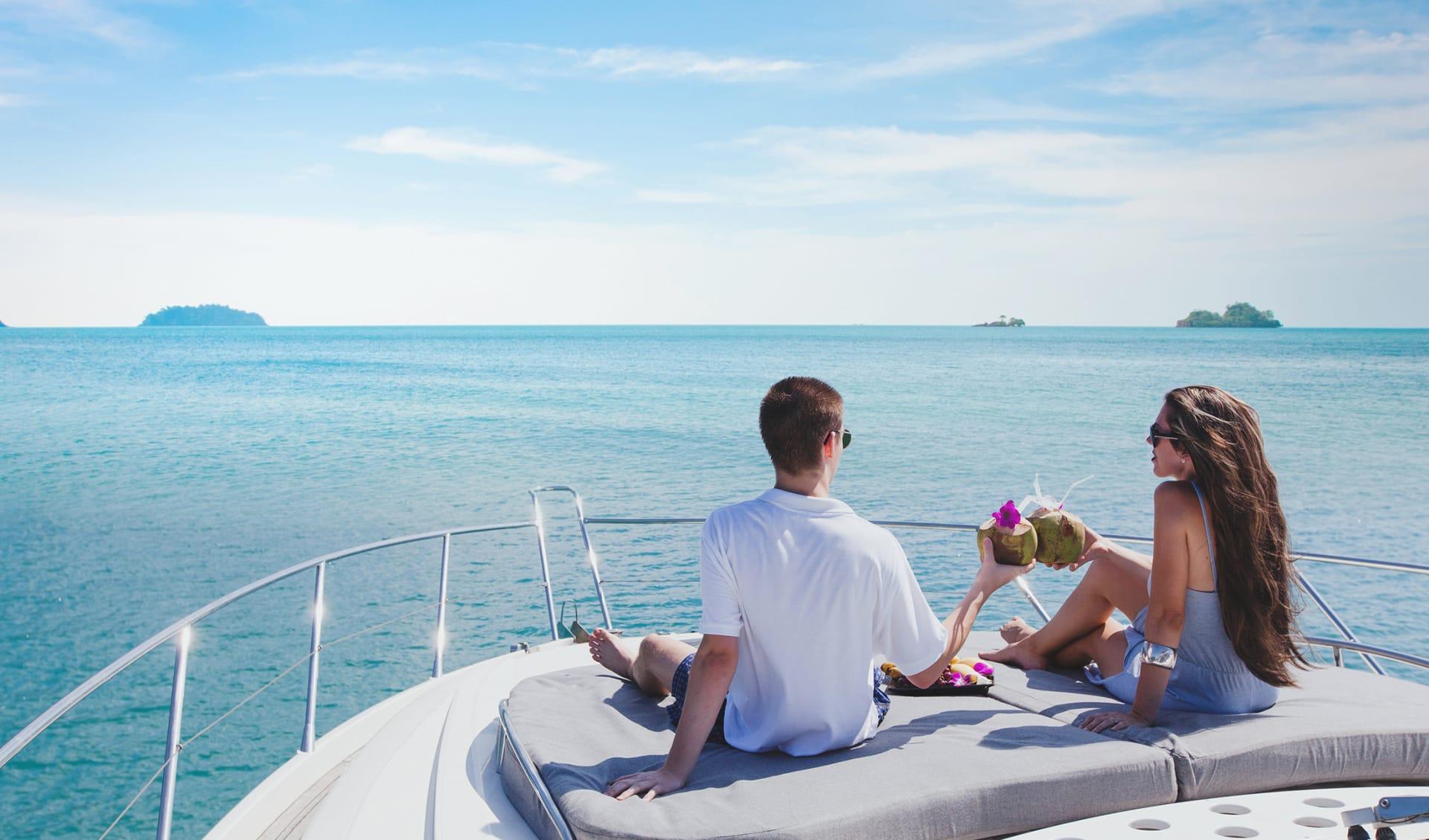 Honeymoon, Flitterwochen, Karibik