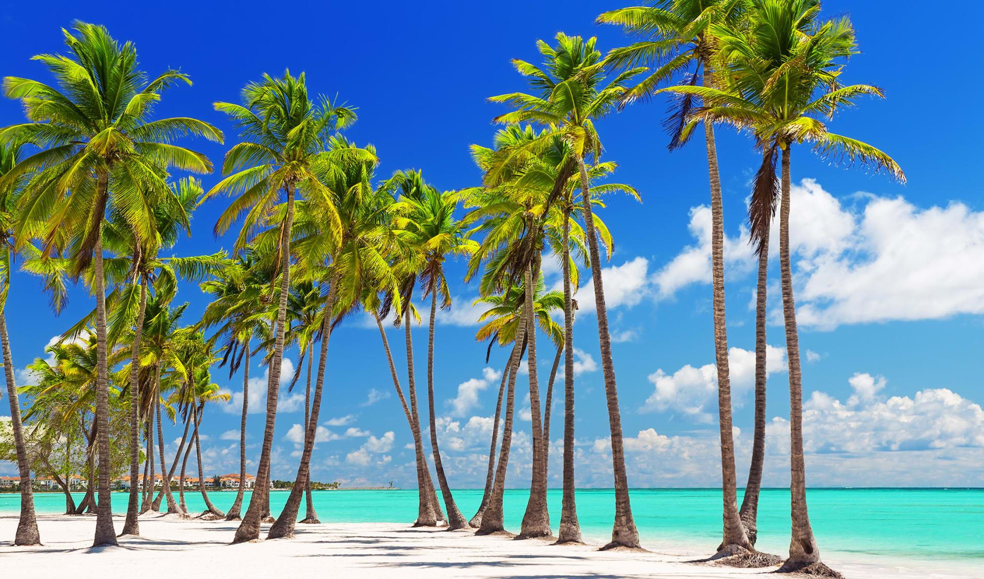 Inselhopping, Karibik