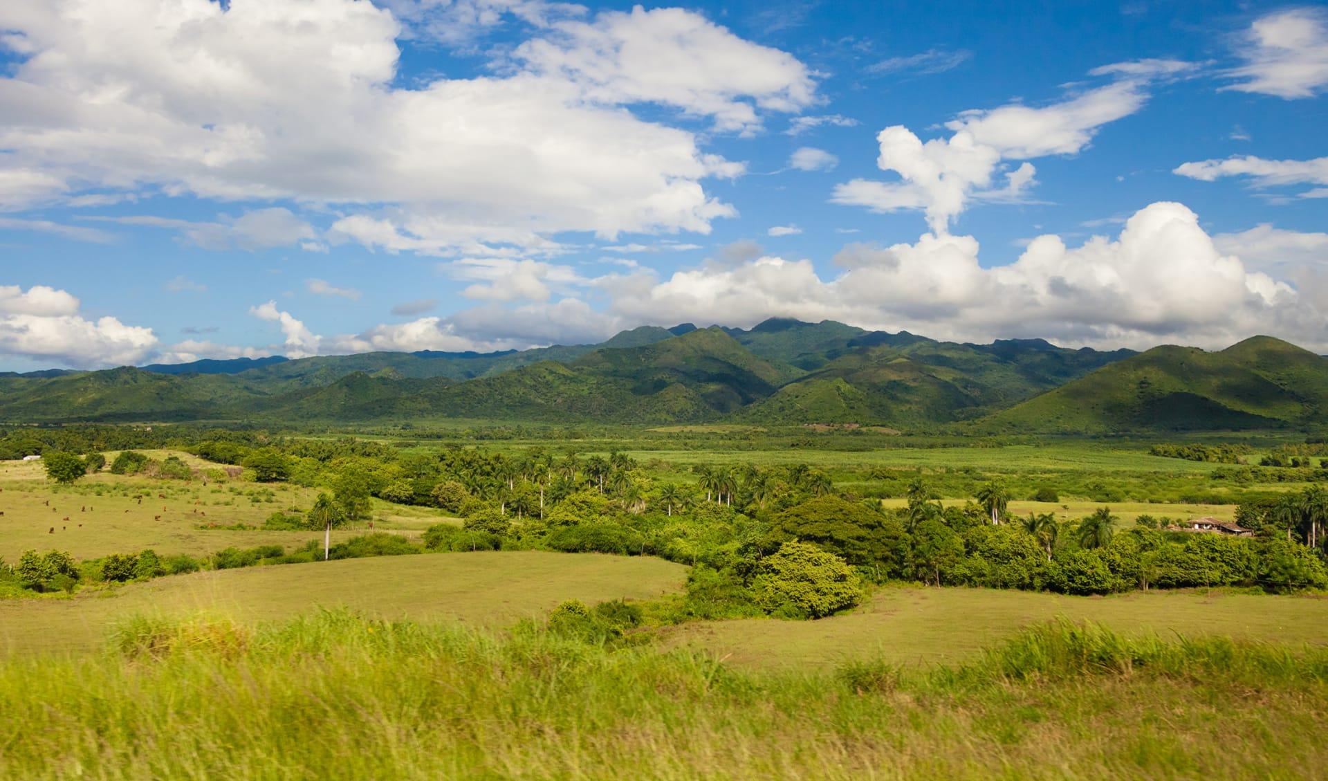 Cuba, Valle de Los Ingenios (Valley of the Sugar Mills)