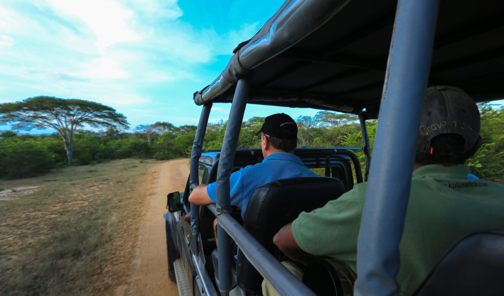 Yala Nationalpark Safari - Kulu Safaris - 2 Tage ab Colombo: Kulu Safaris Yala