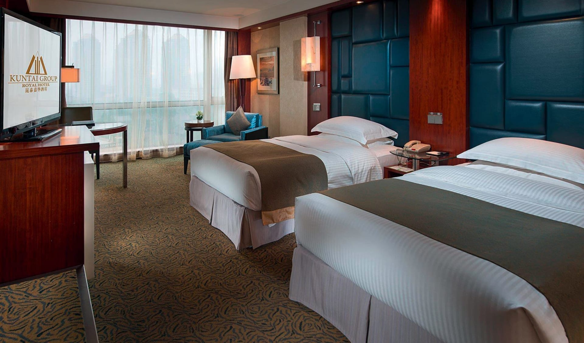 Hotel Kuntai Royal in Peking: Kuntai Standard Room