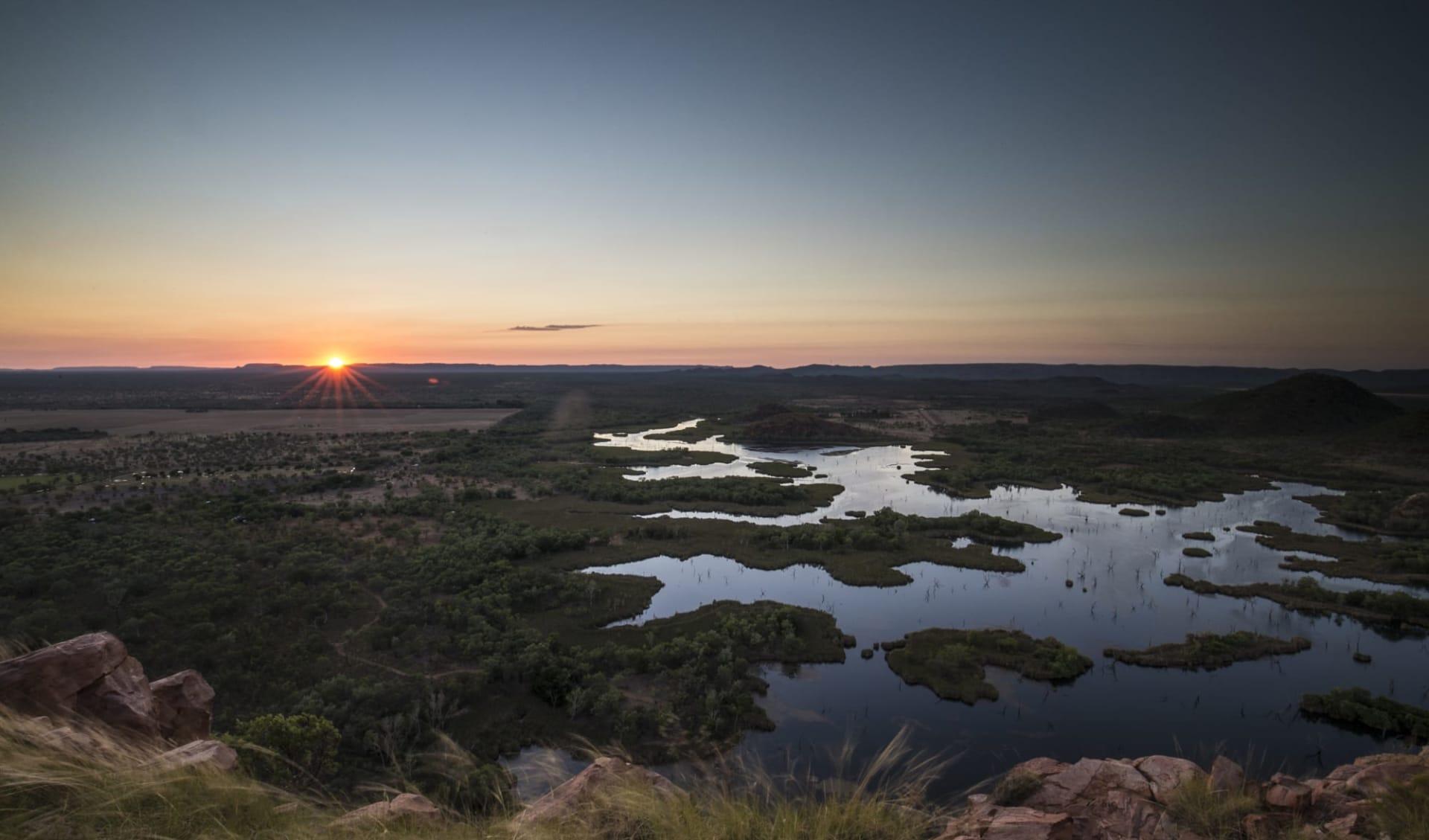 Great Western Explorer - Broome bis Darwin: Kununurra
