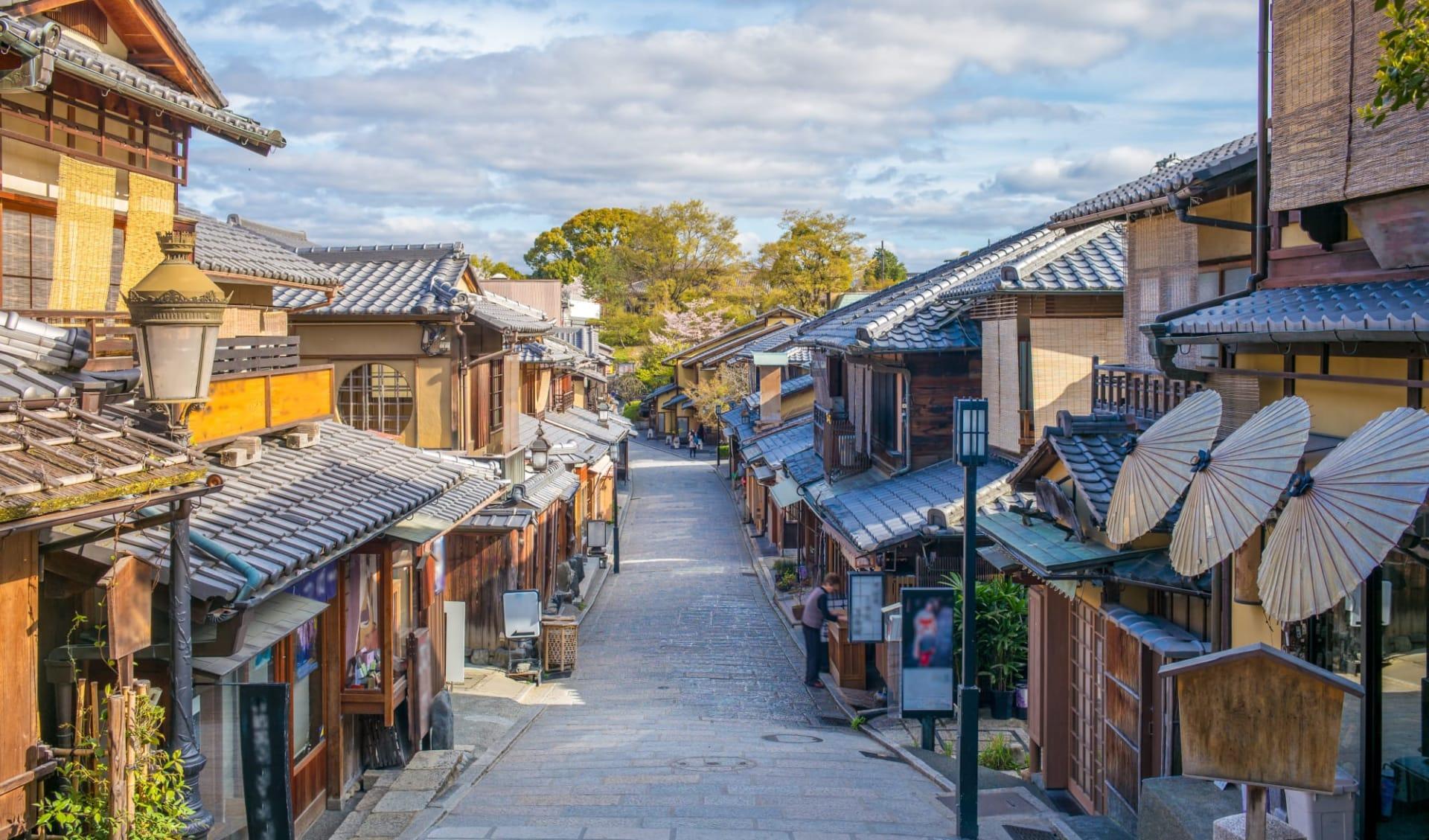 Höhepunkte Japans ab Tokio: Kyoto