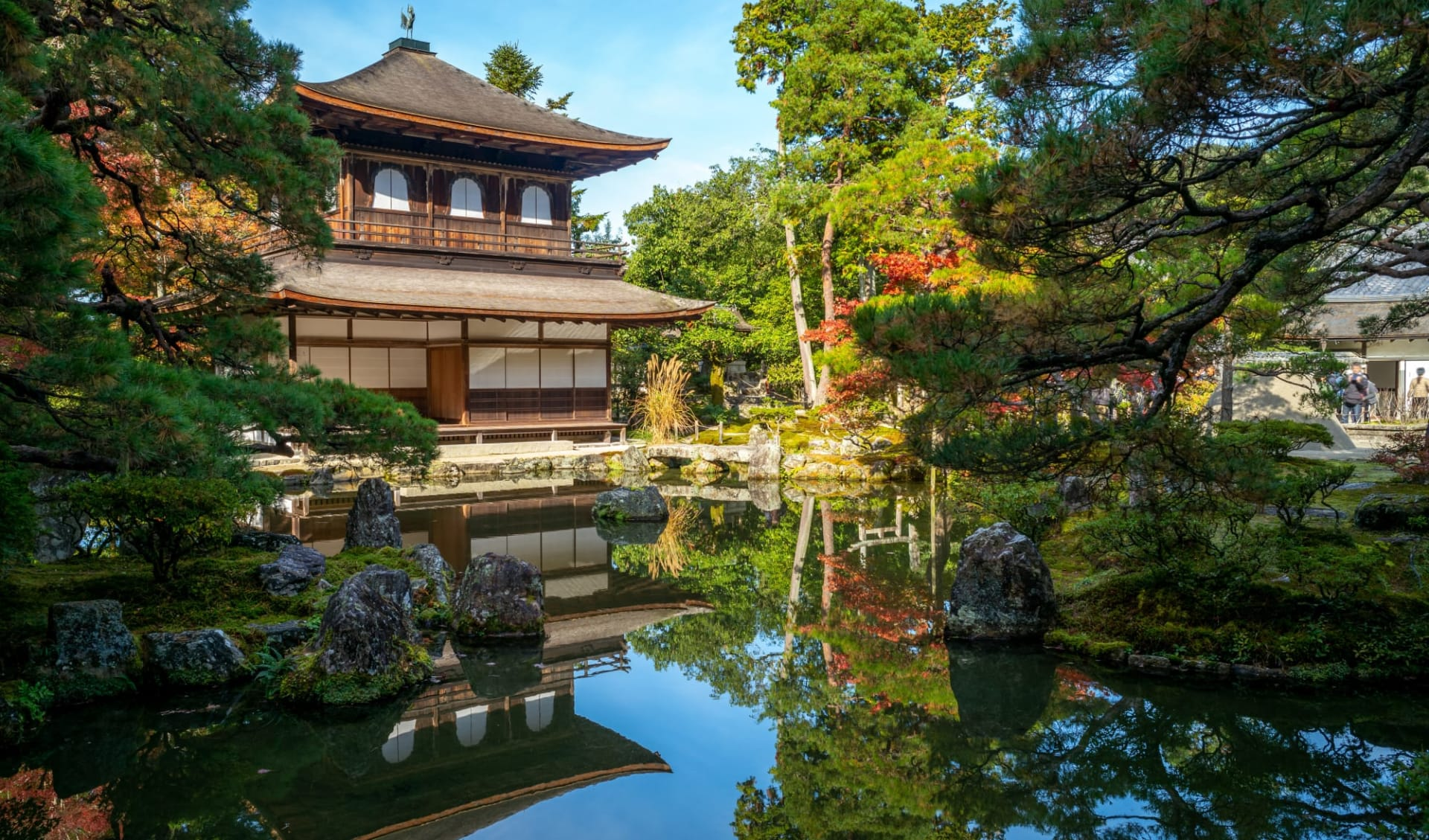 Höhepunkte Japans mit Verlängerung ab Tokio: Kyoto Silver Pavillion