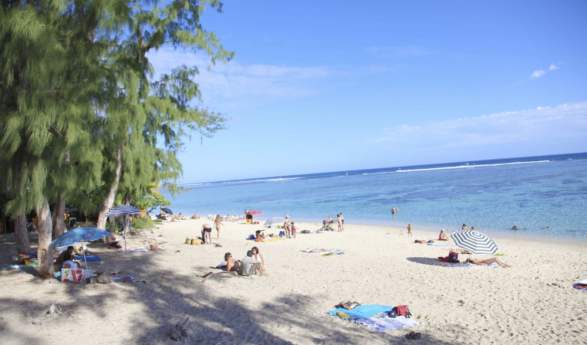 Charmantes La Réunion ab Saint-Denis: Lagoon Beach
