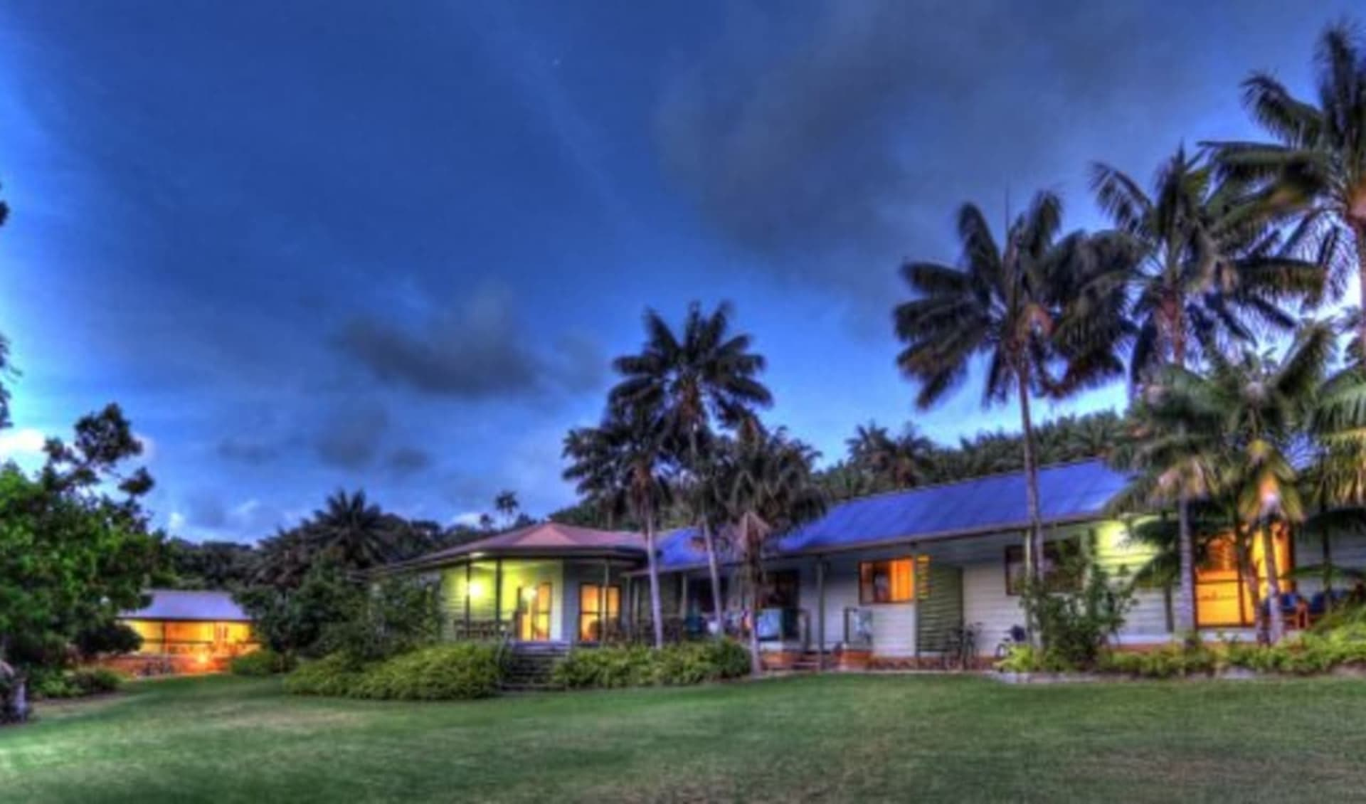 Leanda Lei Apartments in Lord Howe Island: Leanda Lei_exterior