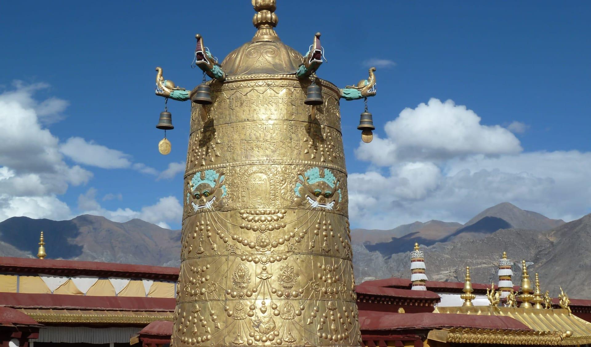 Gruppenreise über das Dach der Welt ab Shanghai: Lhasa