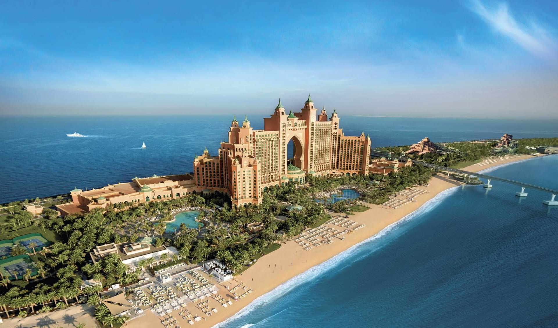 Atlantis The Palm, Dubai:
