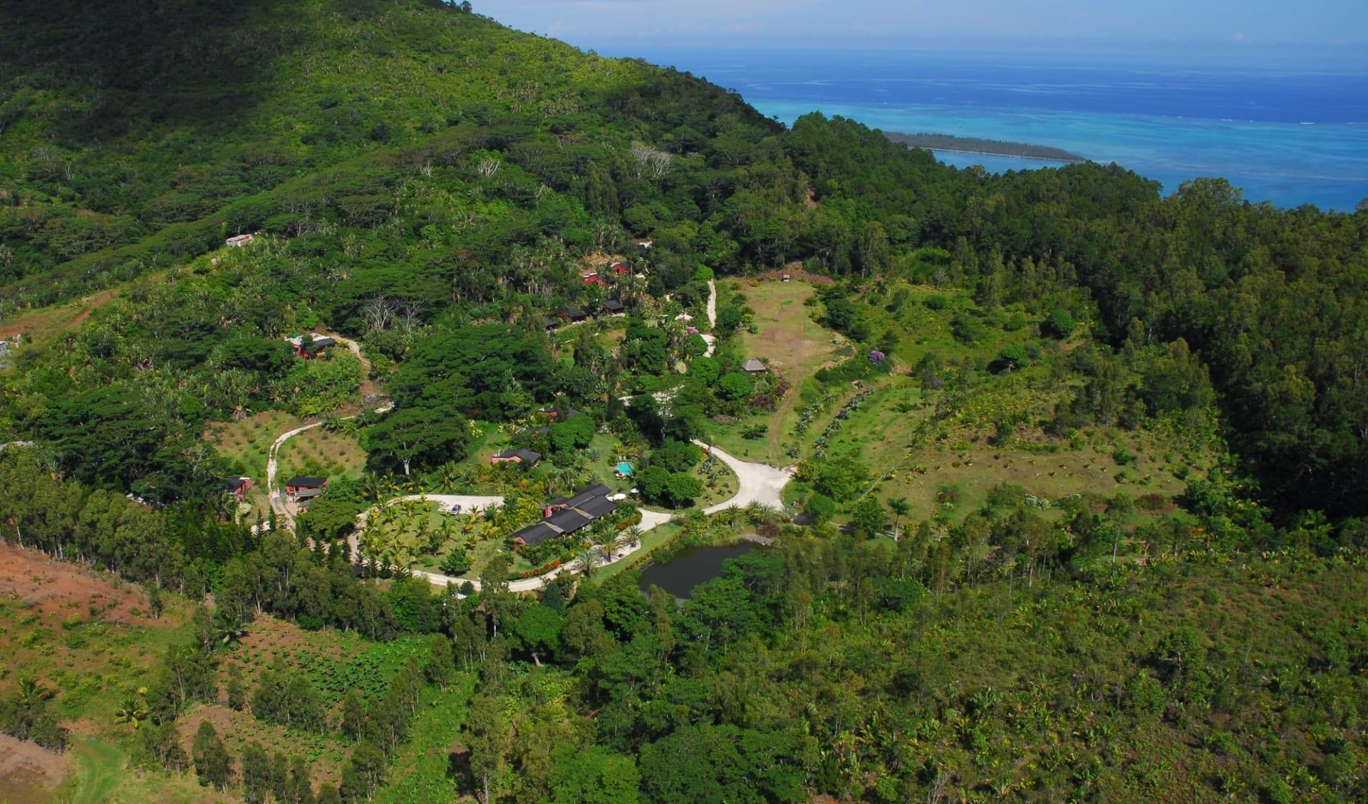 Pedaler a la Mauricienne ab Saint Antoine: exterior: