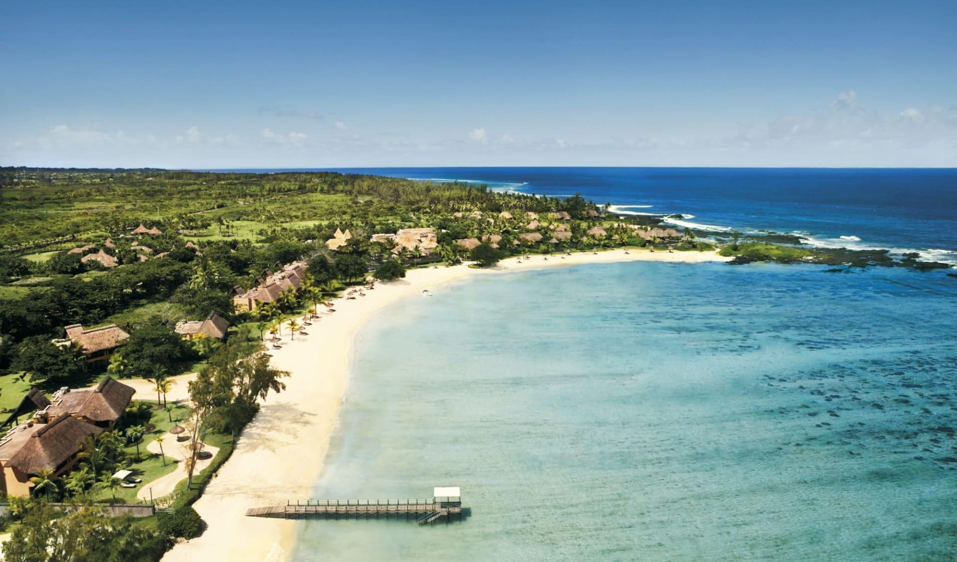 Shanti Maurice Resort & Spa in St. Felix: