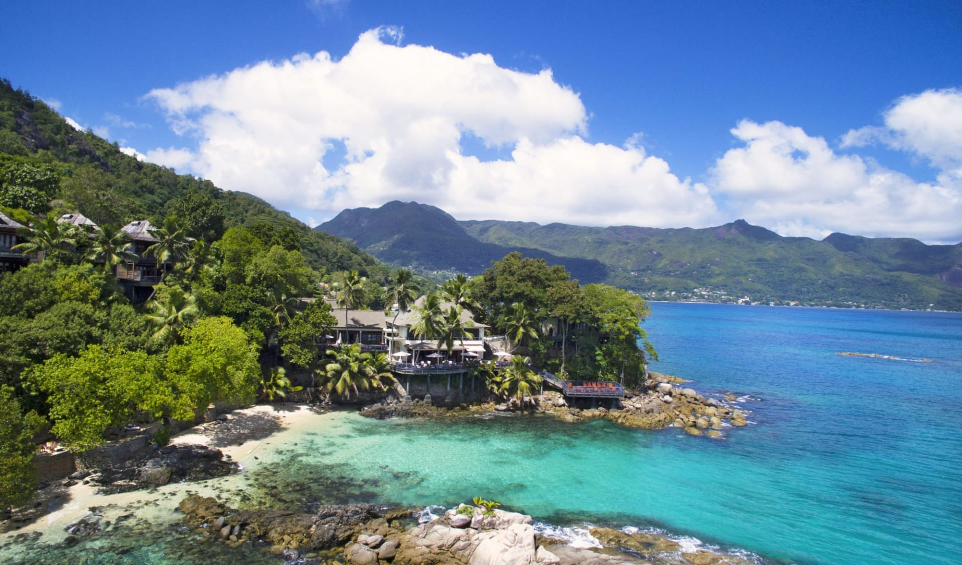 Hilton Seychelles Northolme Resort & Spa in Mahé: