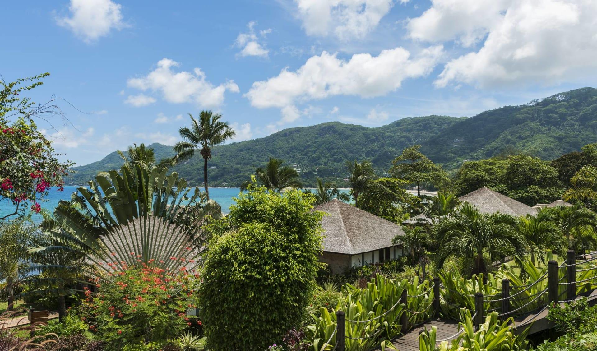 Fisherman's Cove Resort in Mahé:
