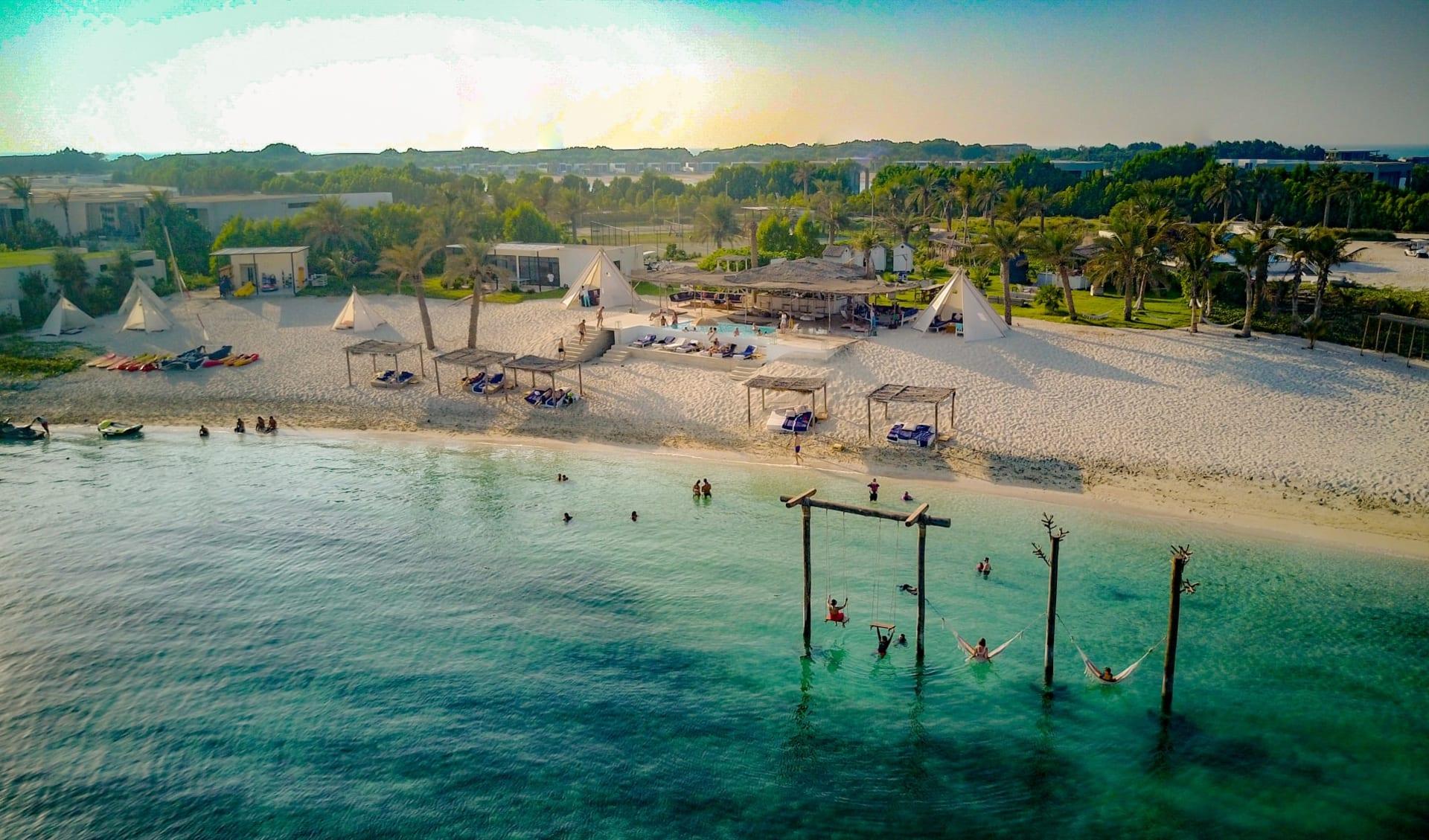 Zaya Nurai Island Resort in Abu Dhabi:
