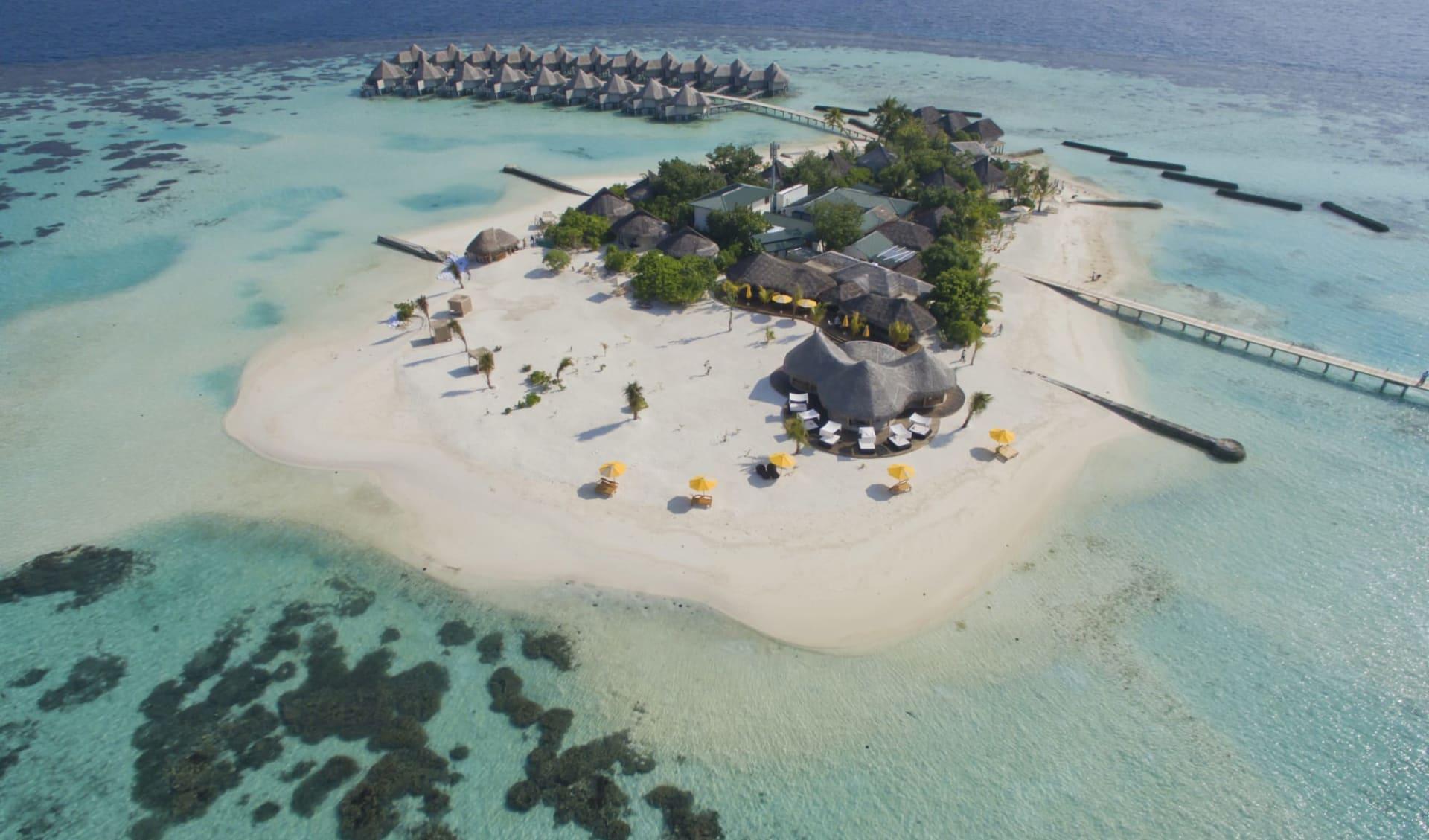 Drift Thelu Veliga Retreat in Ari-Atoll: