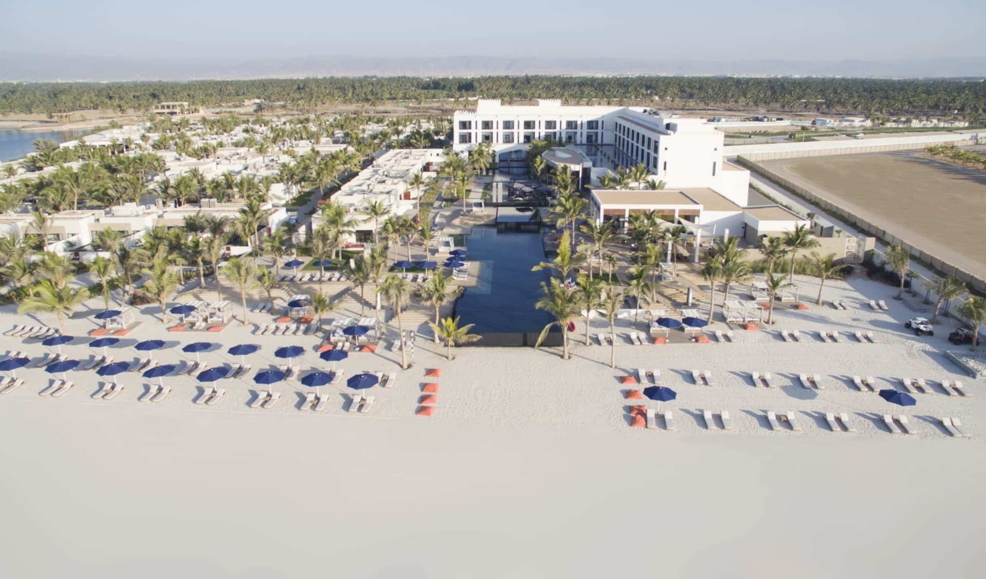 Al Baleed Resort Salalah by Anantara: