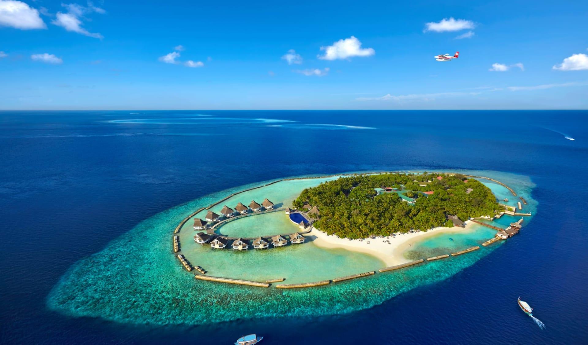 Ellaidhoo Maldives by Cinnamon in Ari-Atoll: