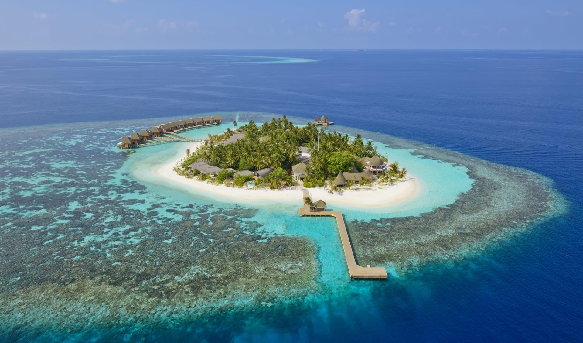 Kandolhu Maldives in Ari-Atoll: