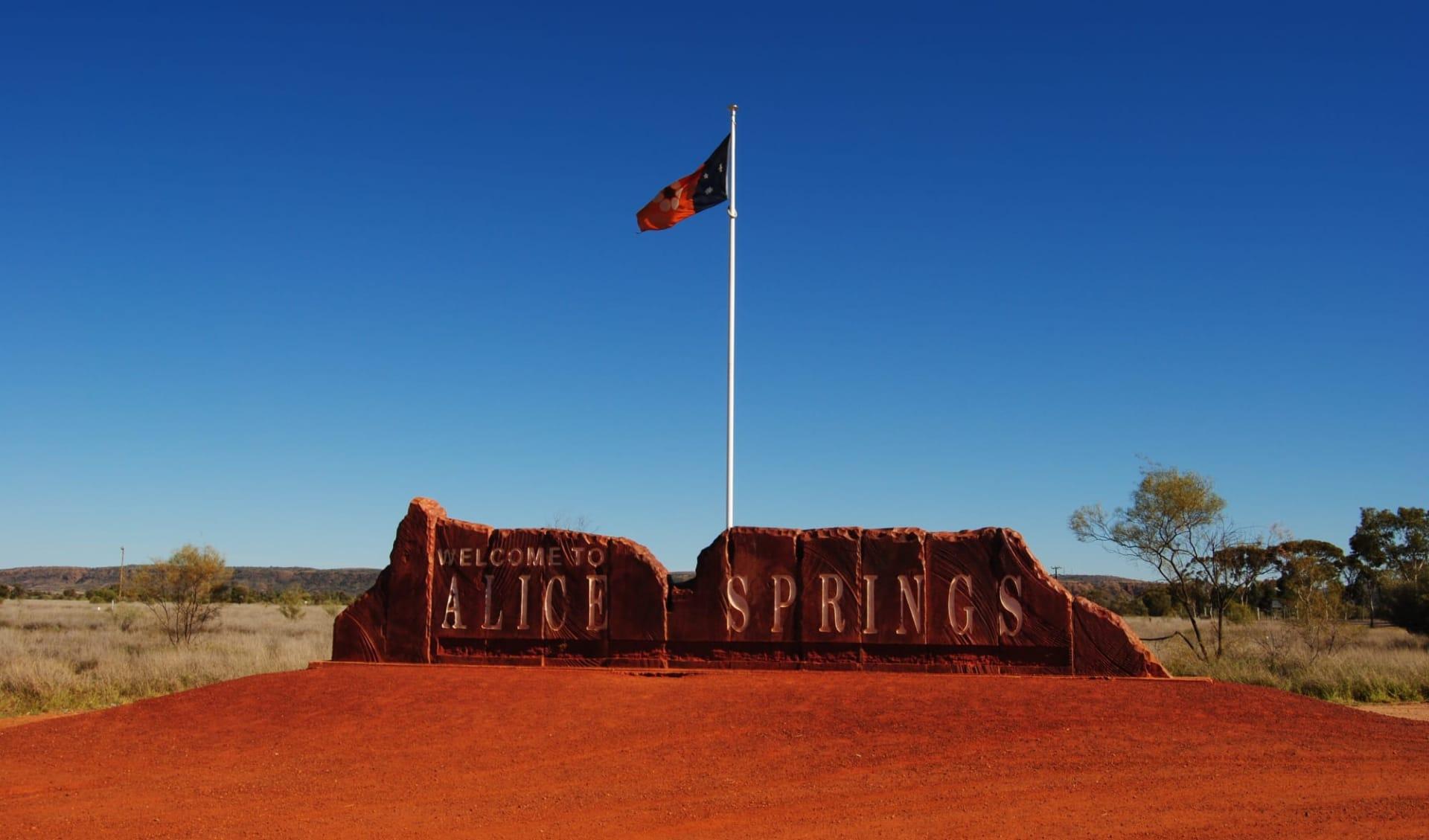 Aurora Alice Springs:  Australien, Alice Springs