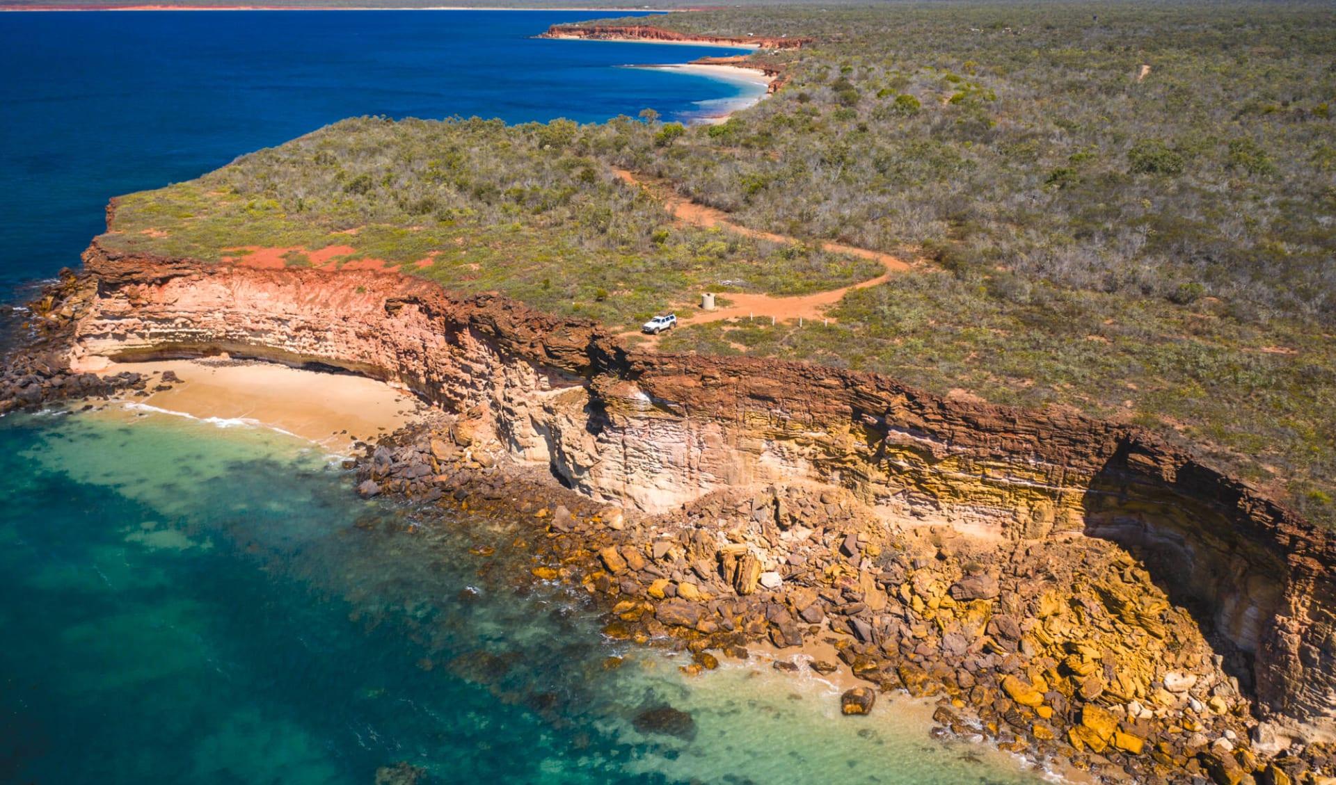 Dampier Peninsula Tour ab Broome: location: Australien Dampier Peninsula Küste