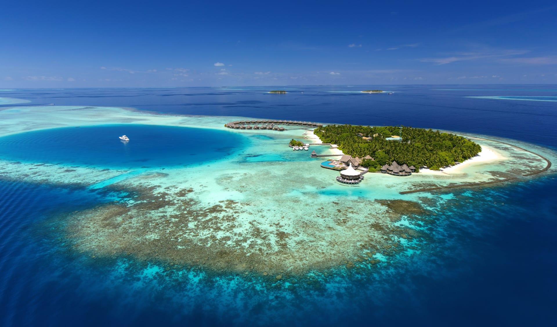 Baros Maldives in Nordmale-Atoll: Baros Maldives - Northmalé-Atoll