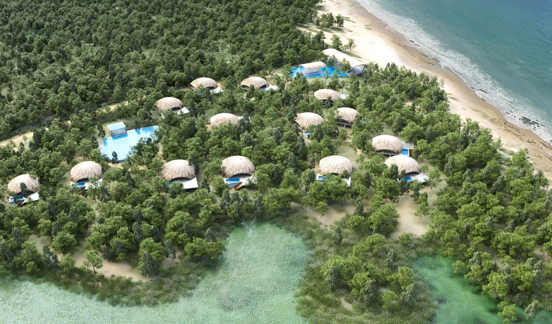 Yala Nationalpark Safari - Chena Huts - 2 Tage ab Colombo: location: Chena Huts