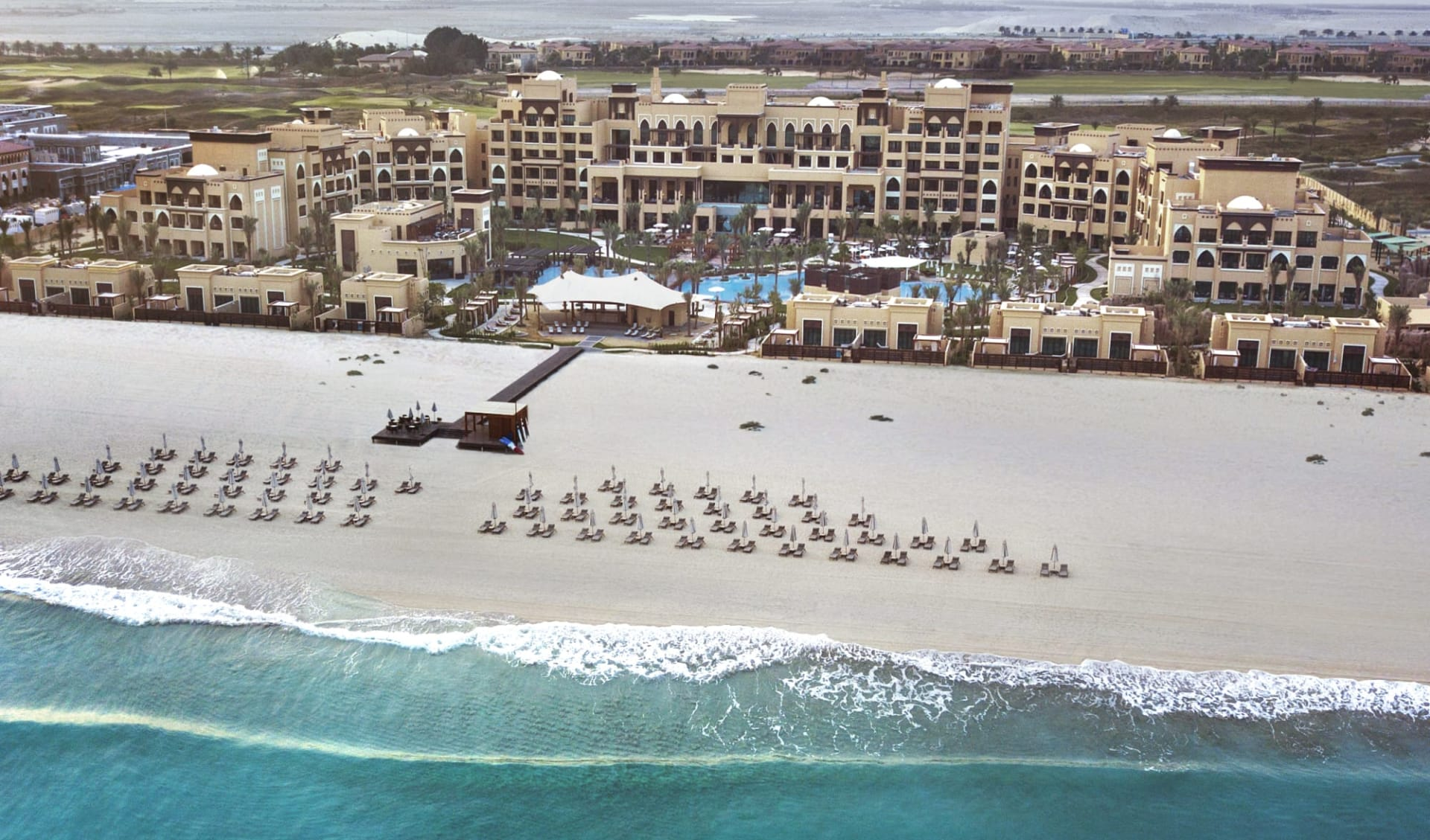 Saadiyat Rotana Resort & Villas - Abu Dhabi: