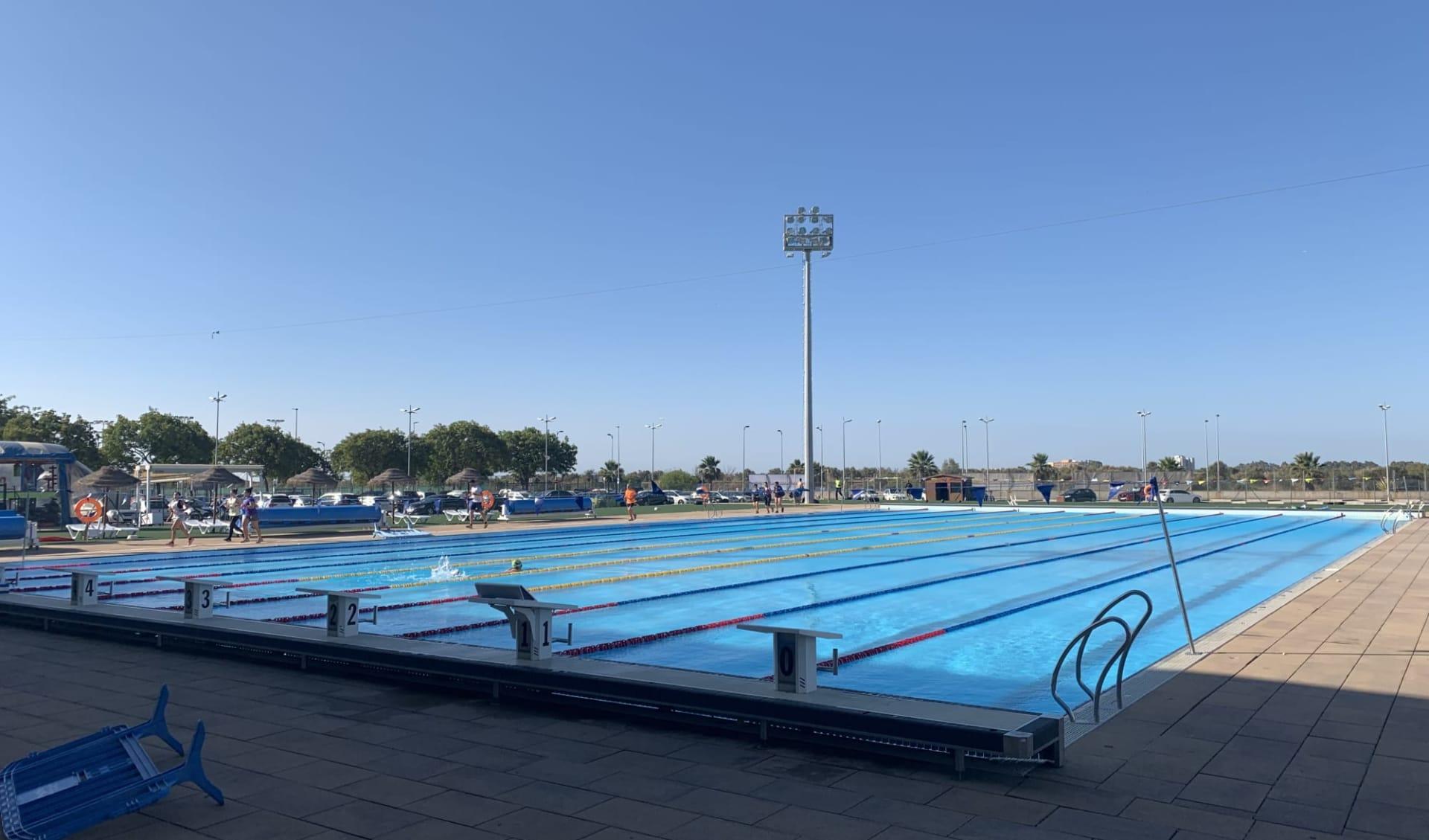 Torremolinos - Hotel Gran Cervantes by BLUESEA ab Malaga: Malaga Schwimmanlage 2